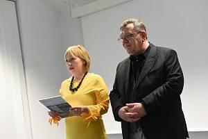 František Pavel Kunert představil své Světlo vakvarelu