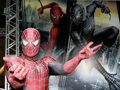 Spider - Man.