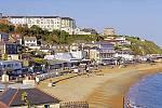 ostrov Isle of Wight, Channel Islands, Velká Británie