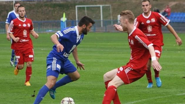Z utkání FK Kolín - Union 2013 (2:1).