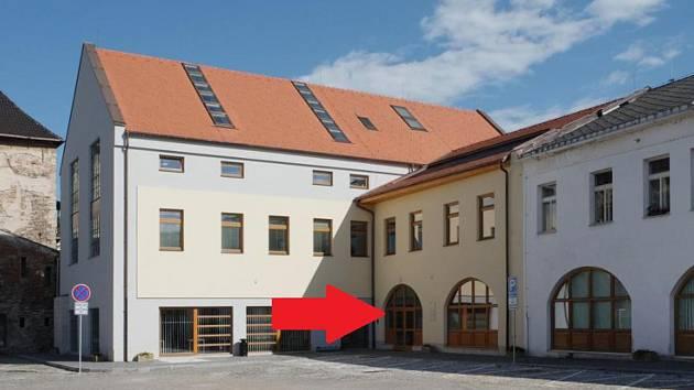 Podnikatelský inkubátor Cerop v Kolíně.