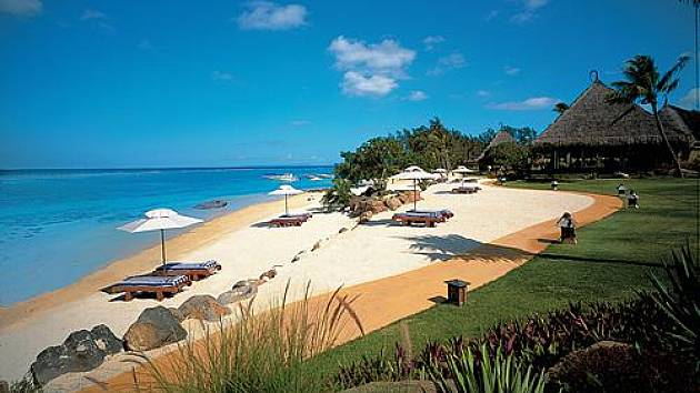 ostrov Mauritius, Indický oceán