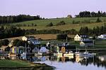 ostrov Prince Edward Island, Kanada