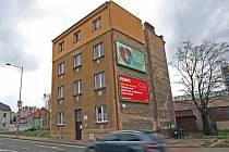 Městská ubytovna v Polepské ulici v Kolíně.