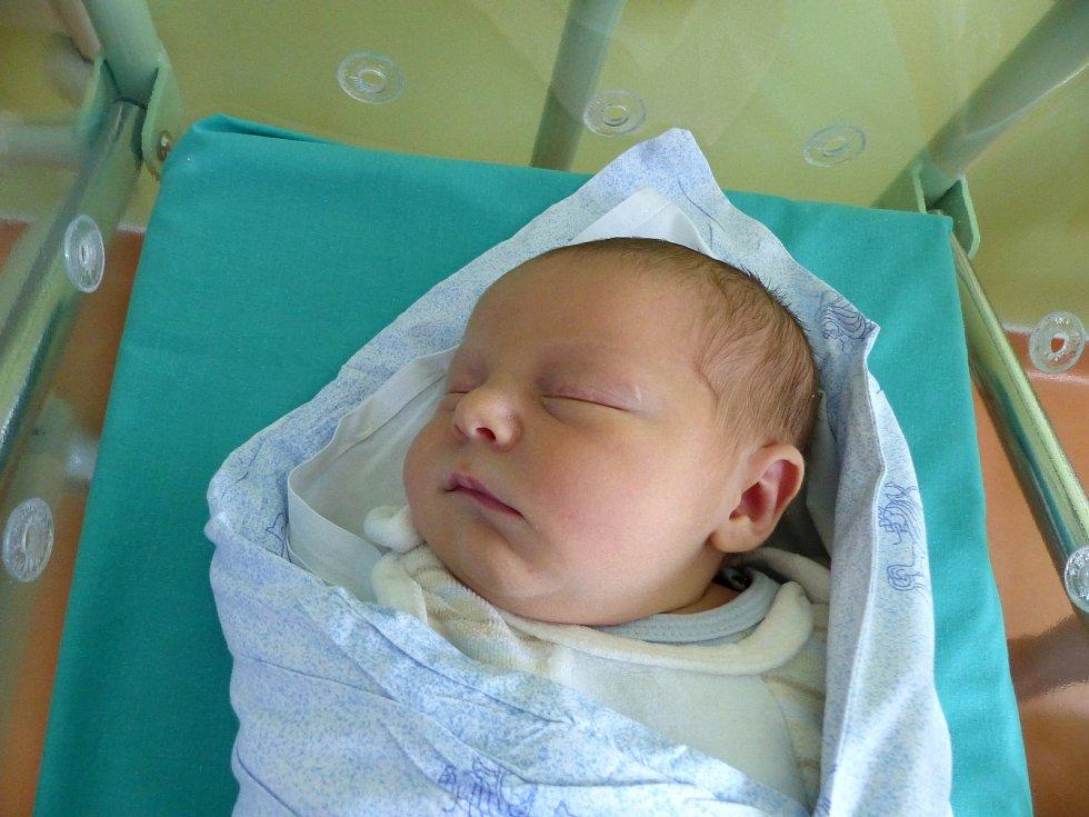Patrik Mohaupt se narodil 31. ledna 2019, vážil 3995 g a měřil 52 cm. Ve Ždánicích bude bydlet s bráškou Lukášem (3) a rodiči Terezou a Lukášem.
