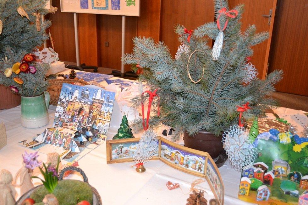 V Radimi se uskutečnila vánoční výstava