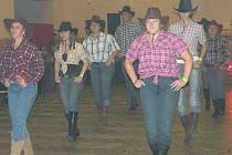 Hasičský ples Podlipanské ligy