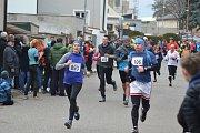 Pečecká desítka přilákala asi tisícovku běžců