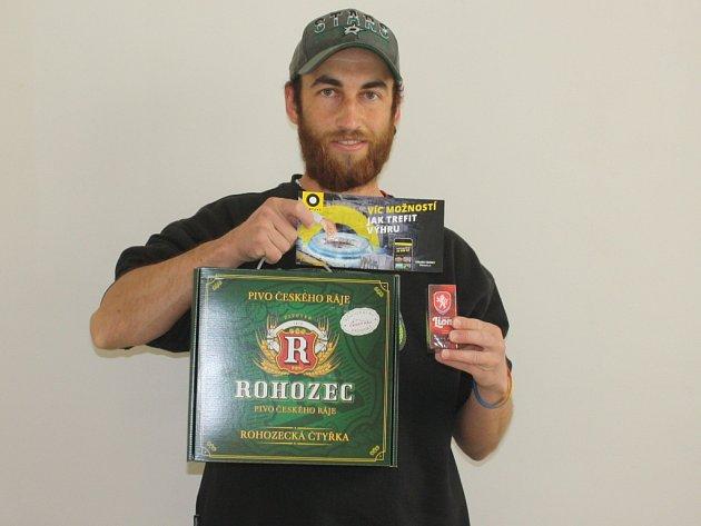 Vítězem 6. kola Fortuna Tip ligy se stal František Jelínek, který získal poukázku od Fortuny v hodnotě 100,-Kč, dále upomínkový předmět od FAČR a karton piv značky Rohozec. Vzhledem k tomu, že je vítěz na dovolené, cenu převzal kamarád Michal Váša.
