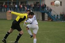 Z utkání Konárovice - Český Brod B (3:0).