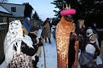 Oslavě adventu přihlížely stovky lidí.