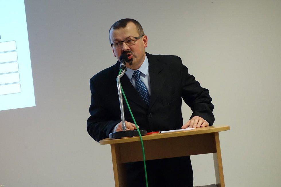 Druhý kolínský místostarosta Michal Najbrt.
