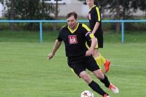 Z utkání Tuchoraz - Liblice (3:0).