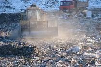 Vytříděný odpad nekončí na skládkách, lze ho dále využít.