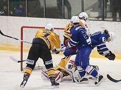 Z utkání II.NHL Kolín - Kutná Hora - 16.11.2011 (4:3).