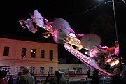 Českobrodské posvícení přilákalo spoustu návštěvníků