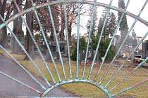 Hřbitov v Sendražicích