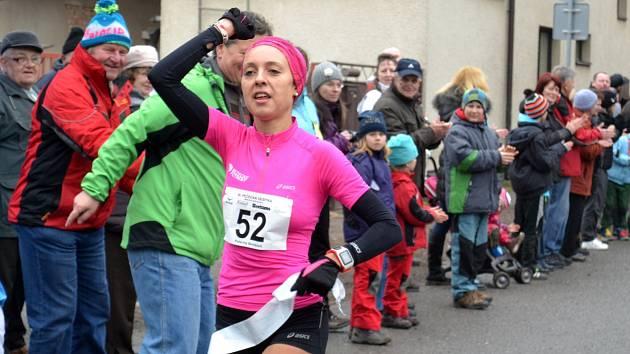 Pečeckou desítku běžel rekordní počet běžců