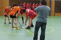Turnaj školních týmů vyšel nejlépe žákům z Týnce nad Labem.