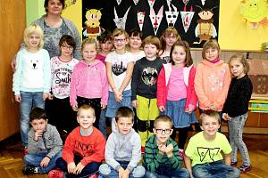 Základní škola Týnec nad Labem, třída I.B s učitelkou Ivou Olexovou