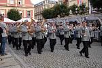 Harmonie 1872 Kolín se o víkendu zúčastnila 16. Mezinárodního festivalu dechových hudeb a floklóru v polském Leszně.