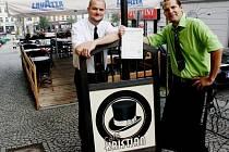 Kavárna Kristián v Kolíně vyhrála v soutěži Kolínského deníku.