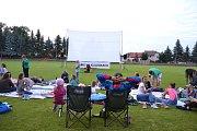 Kino na kolečkách jezdí do Radimi každoročně.