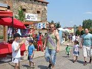 Středověk na tvrzi, Nebovidy červen 2015