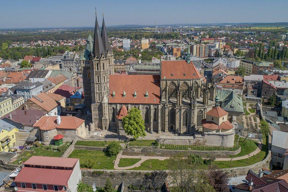 Bartolomějské návrší v Kolíně.