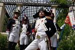 Páni z Kolína připravili program z napoleonské doby.