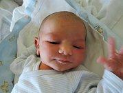 Matyáš Hart se prvně podíval na maminku Michaelu a tatínka Lukáše 12. září 2016. Jeho první míry činily 50 centimetrů a 3245 gramů. Rodina je zVelimi.