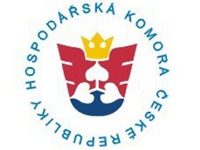 Logo Okresní hospodářské komory.