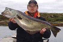 Honza Dufek je výborný rybář a jeho práce je zároveň koníčkem