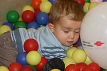Zábavný program pro děti si organizátoři připravili v obchodním centru Futurum Kolín