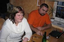 Zvolení zastupitelé Lenka Mlynářová a Aleš Kobliha