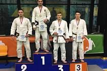 Pavel Škarvada obsadil třetí místo.