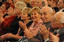 Silvestrovský koncert Ondřeje Havelky v kolínském divadle