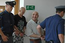 Vyděračská kauza se projednávala u Krajského soudu v Praze