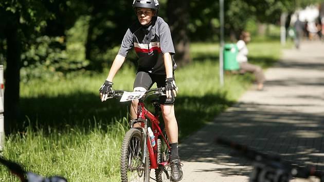 Sportovní dny: cyklistika