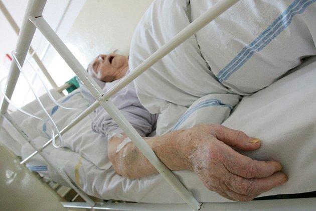 Léčebna dlouhodobě nemocných a lůžka následné péče v českobrodské nemocnici.