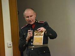 Michal Dlouhý přiblížil četnické dějiny i Humoresky na jeho motivy.
