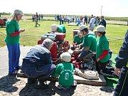 Den záchranářů v Poděbradech