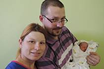 Prvním potomkem maminky Evy a tatínka Jana zKolína je dcera. Evelyna Kuličová spatřila světlo světa 9. listopadu 2016. Po porodu se chlubila mírami 48 centimetrů a 2540 gramů.
