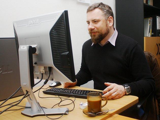 On-line s Vladimírem Rišlinkem