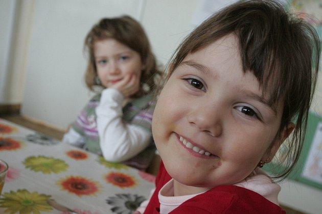 V kolínské mateřince dětem chutná