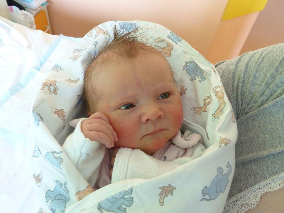 Karolína Freundová se narodila 5. února 2019, vážila 3160 g a měřila 50 cm. V Plaňanech bude bydlet s maminkou Renatou a tatínkem Tomášem.