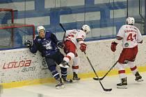 Hokejisté Kolína hrají v sobotu na ledě Sokolova