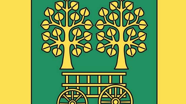 Vlajka obce Přehvozdí