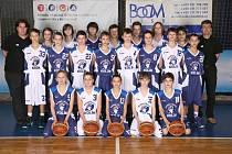 Mladí kolínští basketbalisté jsou sedmým nejlepším týmem republiky.