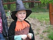 Pálení čarodějnic v Dobřichově